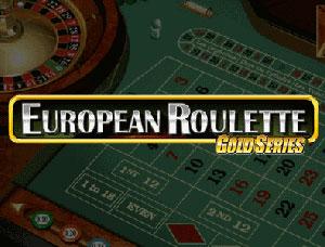 European Roulette Gold Series