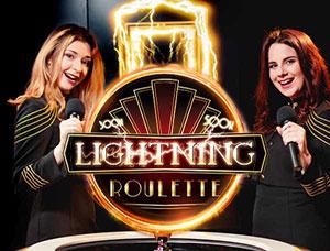 Lightning Roulette by Evolution Gaming
