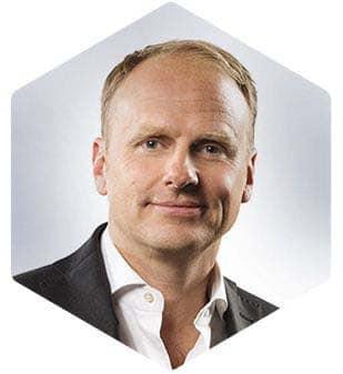 Jens von Bahr, CEO of Evolution Gaming
