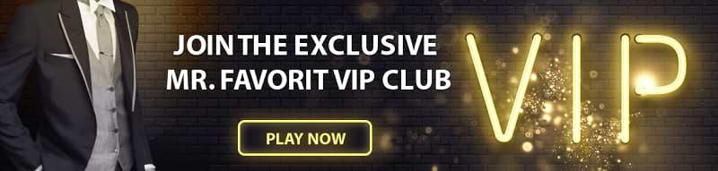 MrFavorit VIP program