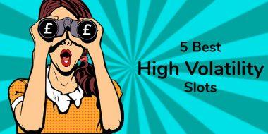 Best high volatility slots