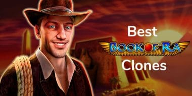 The best Book of Ra clones
