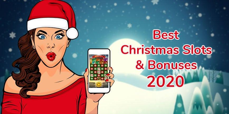 Best Christmas slots and bonuses