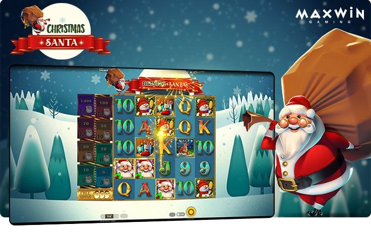 Christmas Santa by Max Win Gaming
