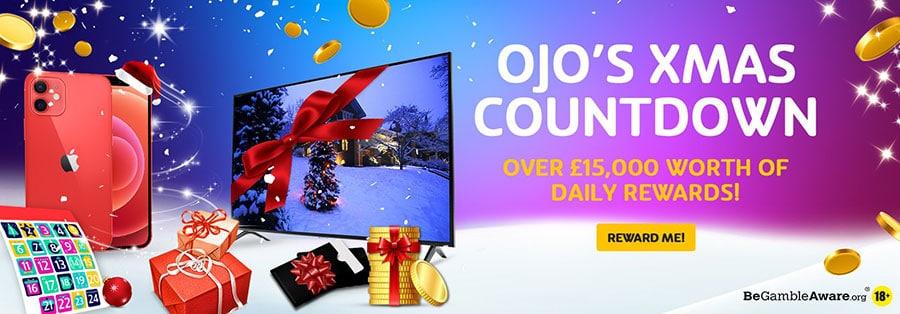 PlayOJO's Christmas Countdown