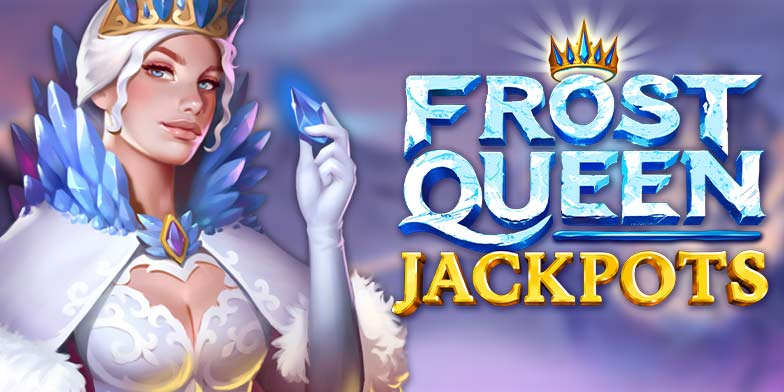 Frost Queen Jackpots by Yggdrasil