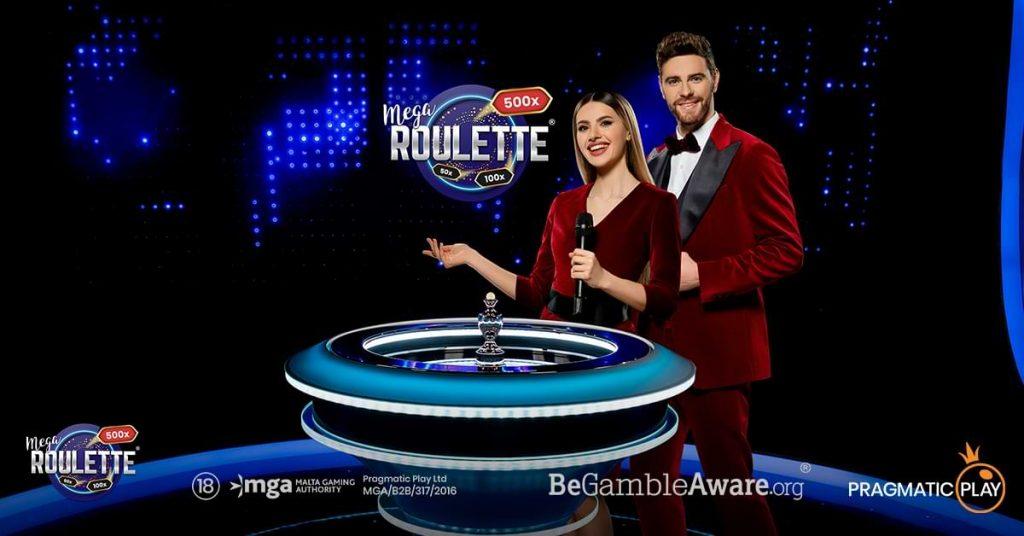 Mega Roulette by Pragmatic Play