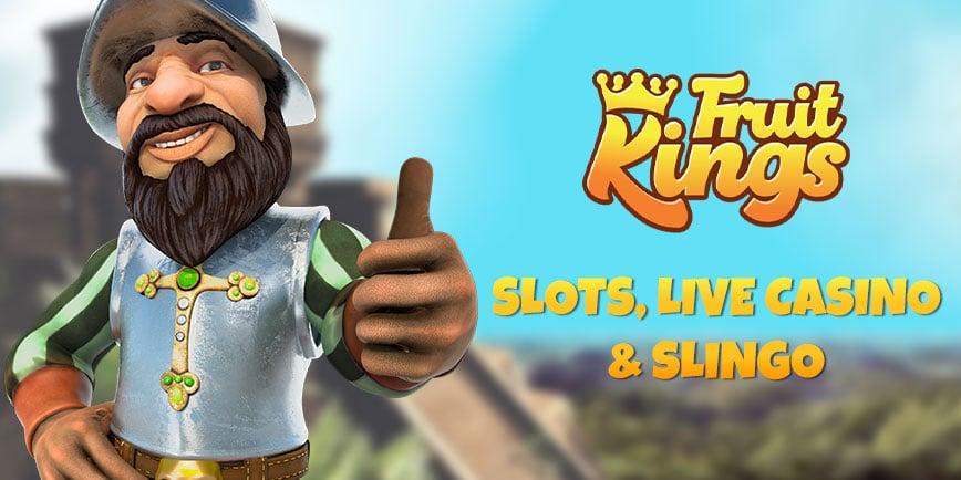 Fruit Kings games review