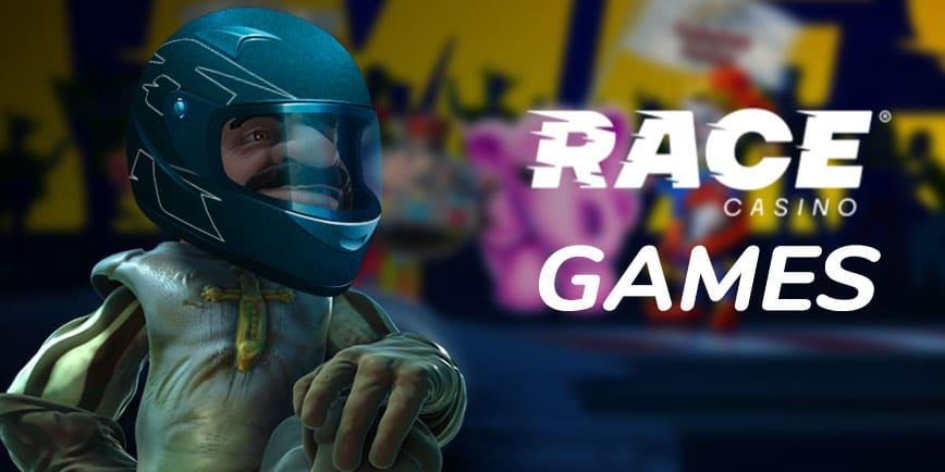 Race Casino games