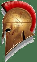 300 Shields helmet symbol