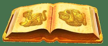 Book of Aztec slot symbol