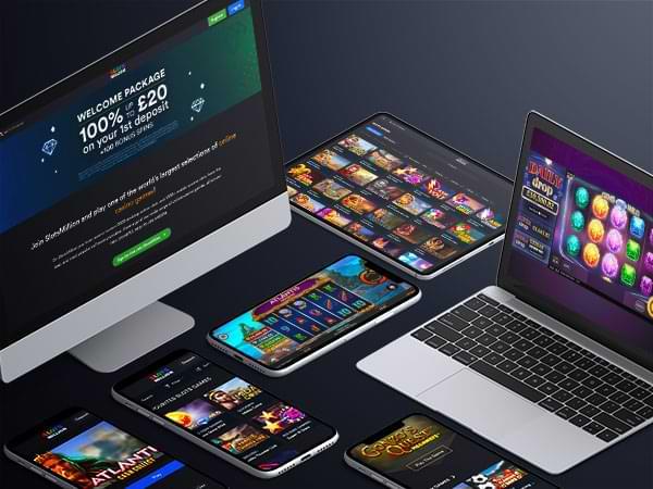 SlotsMillion Casino Mobile