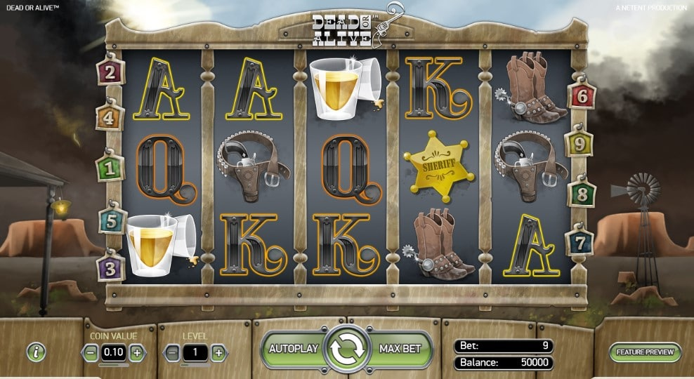 Dead or Alive base game screenshot