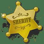 Dead or Alive Sheriff symbol
