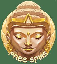Divine Dreams Free Spins symbol